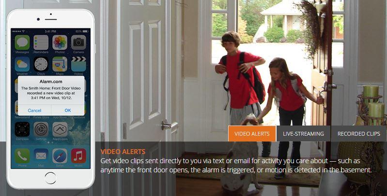 Video Alerts