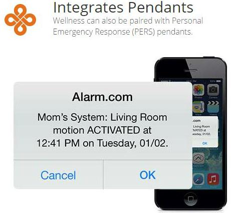 Pendant info alarm dot com safeguard security pendant info alarm dot com aloadofball Image collections
